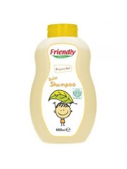 Friendly Sampon Bebe Ovaz 400 ml
