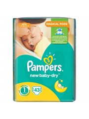 Scutece Pampers 1 New Baby...