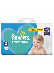Scutece Pampers 5 Active...