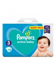 Scutece Pampers 3 Active...