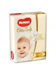Huggies Elite Soft (nr 3)...