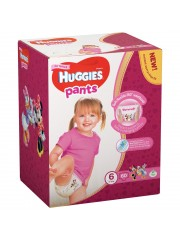 Huggies Pants D Box (nr 6)...