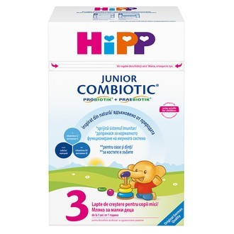 HiPP 3 Junior Organic De La 1 An 500g 34 RON