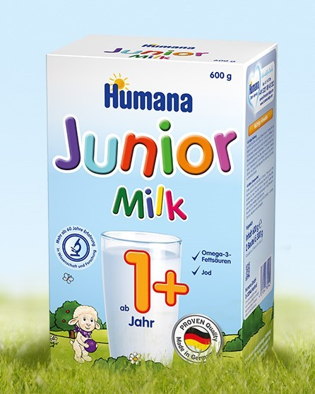 Humana Junior 1+ de la 1 an 36 lei
